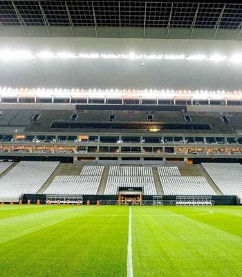 Copa do Mundo: a importância do gramado no esporte mais popular do mundo