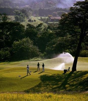Regatec palestra sobre irrigação moderna na Federação Paulista de Golfe