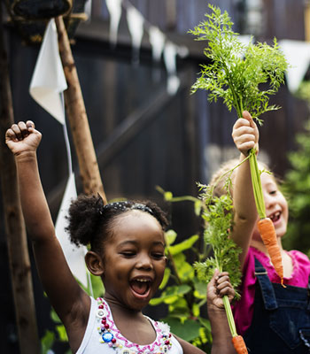 Férias: a importância do contato da criança com a natureza