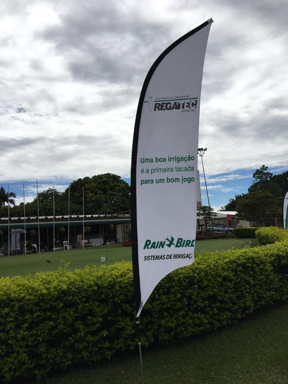 Regatec promove a inclusão social em torneio de golfe adaptado